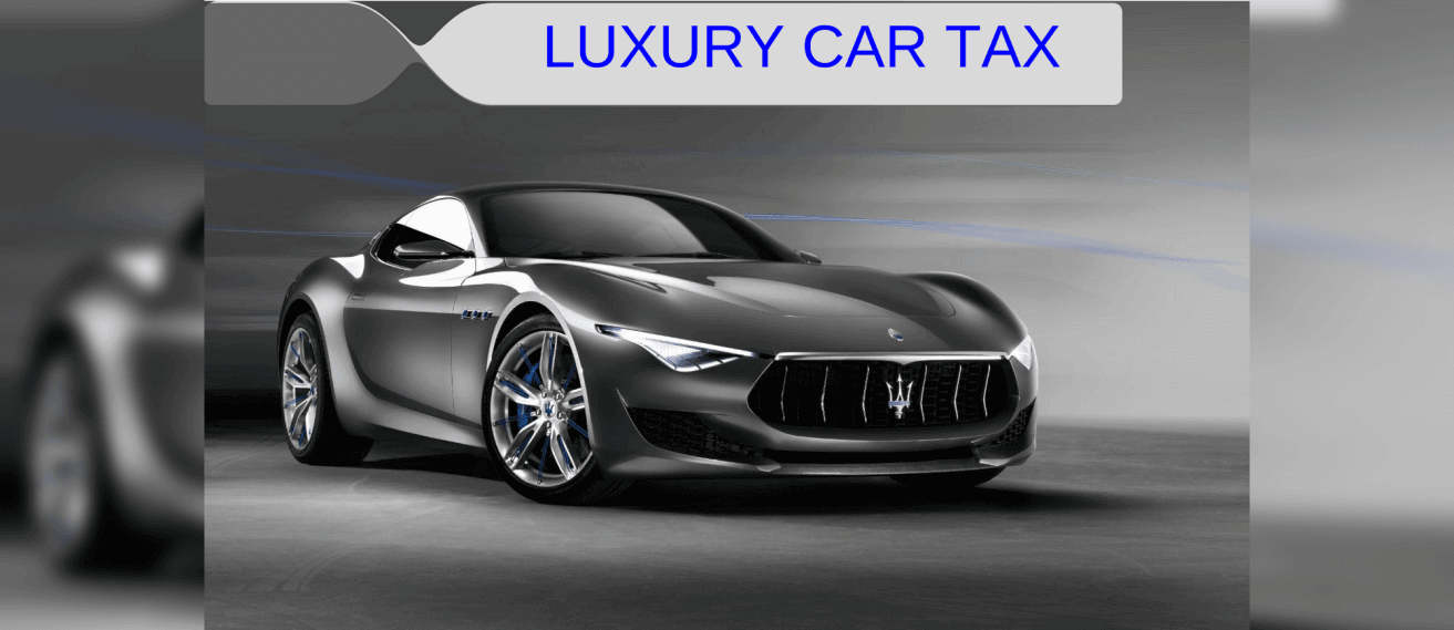 Luxury Car Tax Astute Ability Finance Brokers